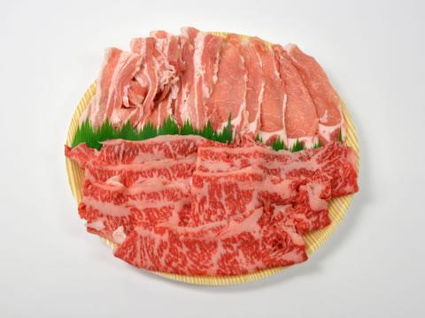 食卓に届く食肉セット